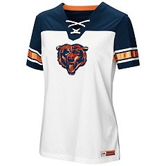 Women's Majestic Chicago Bears Draft Me Tee