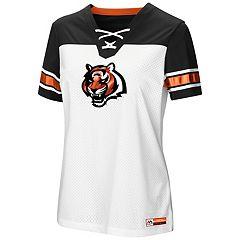 Women's Majestic Cincinnati Bengals Draft Me Tee