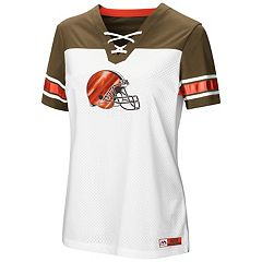 Women's Majestic Cleveland Browns Draft Me Tee