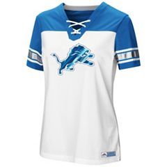 Women's Majestic Detroit Lions Draft Me Tee