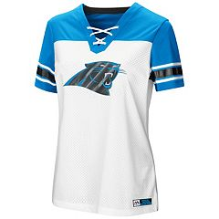 Women's Majestic Carolina Panthers Draft Me Tee
