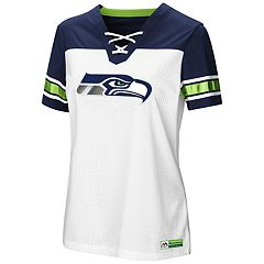 Women's Majestic Seattle Seahawks Draft Me Tee