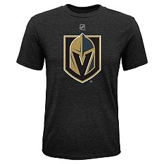 Boys 8-20 Vegas Golden Knights Primary Logo Tee