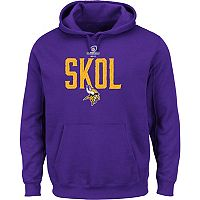 Men's Minnesota Vikings 2017 NFL Playoffs SKOL Hoodie