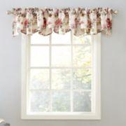 Decorative Annette Floral Window Valance