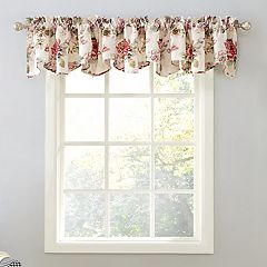 Decorative Annette Floral Window Valance