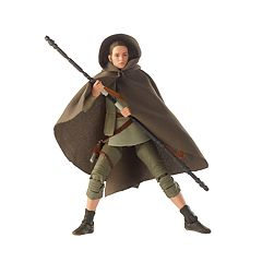 Star Wars: The Black Series Rey (Island Journey) Figure