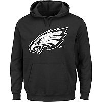 Men's Majestic Philadelphia Eagles Game Winner Hoodie