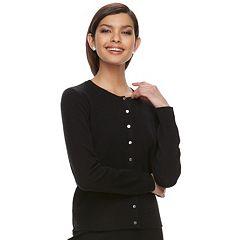 Women's Apt. 9® Cashmere Cardigan