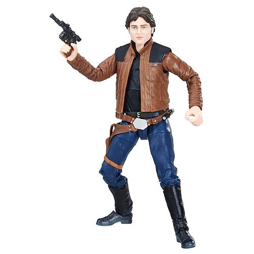 Star Wars: The Black Series Han Solo 6-inch Figure