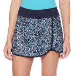 Women's Grand Slam Geometric Print Tennis Skort