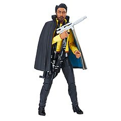 Star Wars: The Black Series Lando Calrissian 6-inch Figure