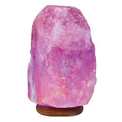 Tula USB Color-Changing Himalayan Salt Lamp