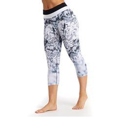 Women's Marika Ava Blurred Print High-Waisted Capri Leggings