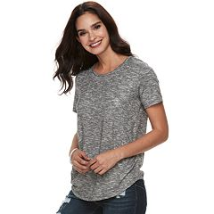 Women's Juicy Couture Embellished Ruched Top