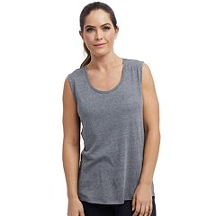 Women's Balance Collection Marisole Laser-Cut Back Tank