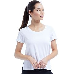 Women's Marika Ion Strappy Short Sleeve Tee