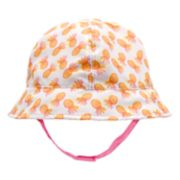 Baby / Toddler Goldbug Pineapple Reversible Bucket Hat