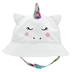 Baby / Toddler Girl Goldbug Unicorn Bucket Hat