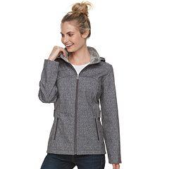 Women's ZeroXposur Britney Soft Shell Hooded Jacket