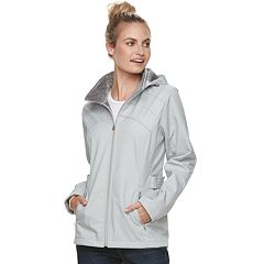 Women's ZeroXposur Britney Soft Shell Hooded Jacket