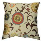 Spencer Home Decor Renata Jacquard Throw Pillow Cover