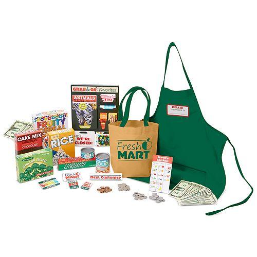 Melissa & Doug Grocery Companion Set