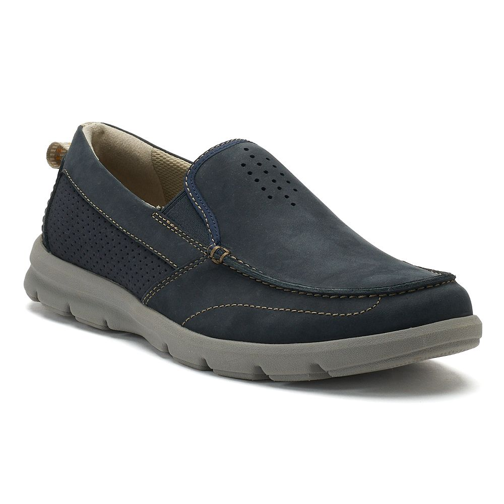 buy cheap get to buy Clarks Jarwin Race Men's ... Slip-On Shoes discount official site eGV3Fm