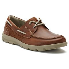 Clarks Jarwin Edge Men's Boat Shoes