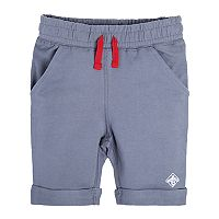 Baby Boy Burt's Bees Baby French Terry Shorts