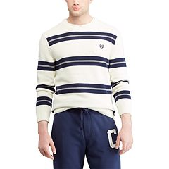 88f8f762e9 Big   Tall Chaps Regular-Fit Crewneck Sweater