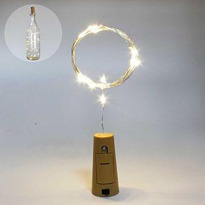 Merelight Cork Top 3-ft. LED String Lights