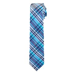 Boys 4-20 Chaps Plaid Tie