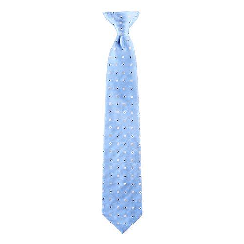 Boys 4-20 Chaps Barker Geo Clip-On Tie