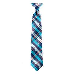 Boys 4-20 Chaps Balston Plaid Tie