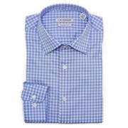 Men's J.M. Haggar Premium Performance Regular-Fit Stretch Dress Shirt
