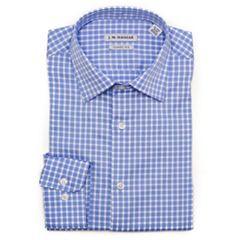 Men's Haggar Premium Performance Regular-Fit Stretch Dress Shirt