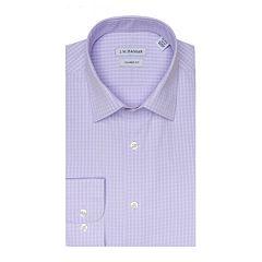Men's J.M. Haggar Premium Performance Classic-Fit Stretch Dress Shirt