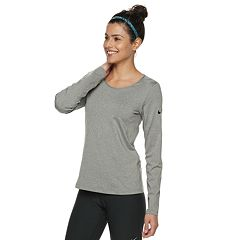 Women's Nike Pro Warm Training Base-Layer Long-Sleeve Top