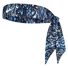 Nike Dri-FIT Printed Skinny Head Tie