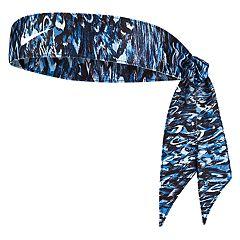 Nike Dri-FIT Printed Skinny Head Tie