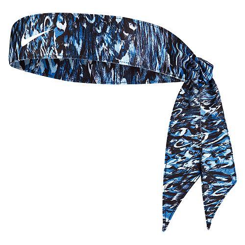Nike Dri-FIT Printed Skinny Head Tie 49bc84647b5