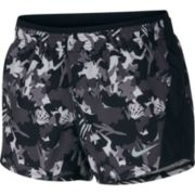 Women's Nike 10k Printed Mid-Rise Running Shorts