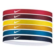 Nike 6-pack Solid Headband Set