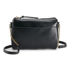 Apt. 9® Olivia RFID-Blocking Crossbody Wallet