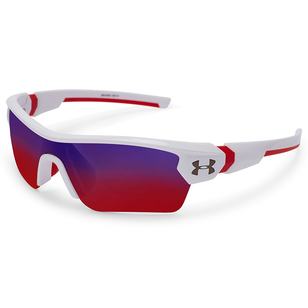 Youth Under Armour Menace Blade Wrap Sunglasses