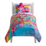 Kids DreamWorks Trolls Love Life Twin / Twin XL Comforter