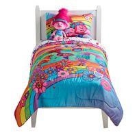 Deals on Kids DreamWorks Trolls Love Life Twin/Twin XL Comforter
