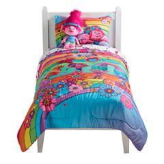 Kids DreamWorks Trolls Love Life Twin / Twin XL Comforter