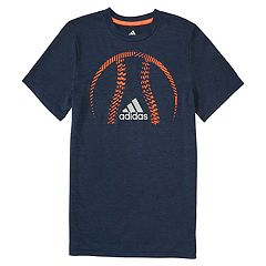 Boys 4-7x adidas Basketball Silhouette Graphic Tee